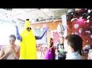 Самое яркое бумажное шоу от мастерской праздника Хочу слона. Москва
