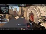 CS:GO - Taz 3k sick 1v2 vs. SK Gaming [DreamHack Masters Las Vegas 2017]