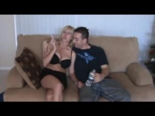 Сын трахает подругу матери, Keri Lynn mature ass kiss woman cum face cunt hot busty blonde mom (Инцест со зрелыми мамочками 18+)