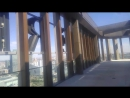 вид на Астану с высоты 30го этажа