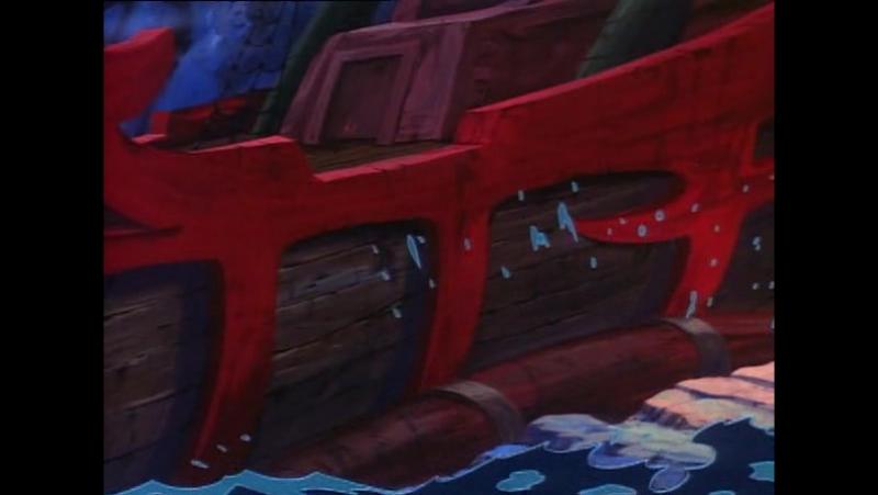 Пираты тёмной воды! 3 сезон 2 серия!