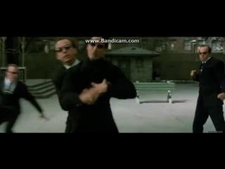 The Matrix Reloaded [[ Neo VS Seraph ]] - (HD)