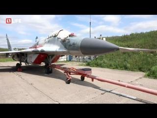 Ракеты к бою. МиГ-29 СМТ готовят к выполнению боевых задач