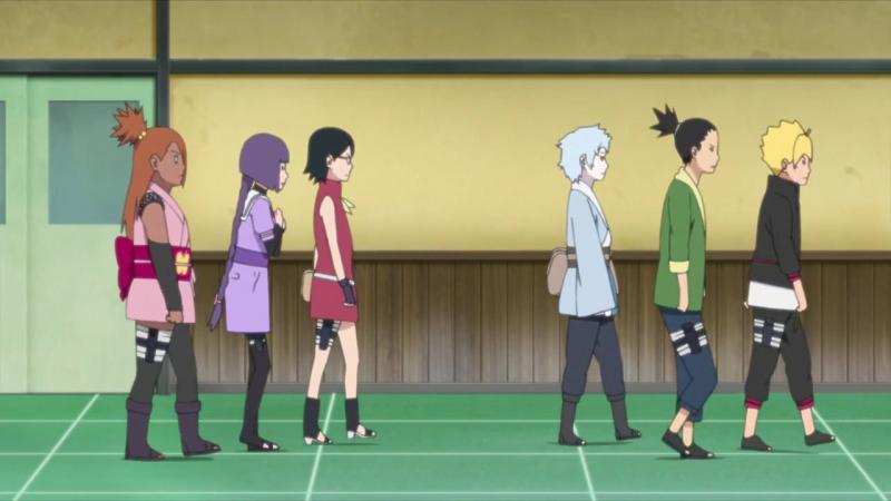 Боруто 7 серия (Rain.Death) / Boruto: Naruto Next Generations 07 русская озвучка