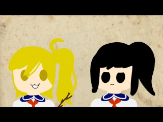 Dumb Ways to Get Killed by Yan-Chan ¦ Dumb Ways to Die⁄Yandere Simulator Animation +50 Subs!