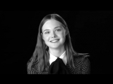 Elle Fanning Still Loves Ryan Gosling, Even Though He's a Dad - Screen Tests 2015+rus sub