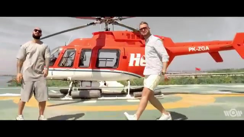 Джиган feat. Базиль - Готов на все _ Премьера клипа (1)