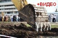17 апреля 2012 - Тольятти: Начало строительства венчального храма во имя святых Петра и Февронии Муромских