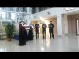 Концерт европейской пасхальной музыки в НГУ 2