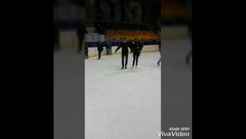 Каток Ак Жолтай