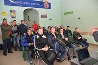 Екзамени арбітрів і спостерігачів арбітражу ІФФФ, 25.03.17