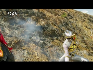 [dragonfox] Zyuden Sentai Kyoryuger - 36 (RUSUB)