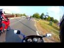 Покатушки 2 Honda CBR919RR Honda CBR600F4 Kawasaki ZZR600 Suzuki GSX600F Yamaha YZF600R Минск 125