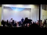 Александр Турбанов. Камиль Сен-Санс, 2-й концерт, 3-я часть.31.03.2017.