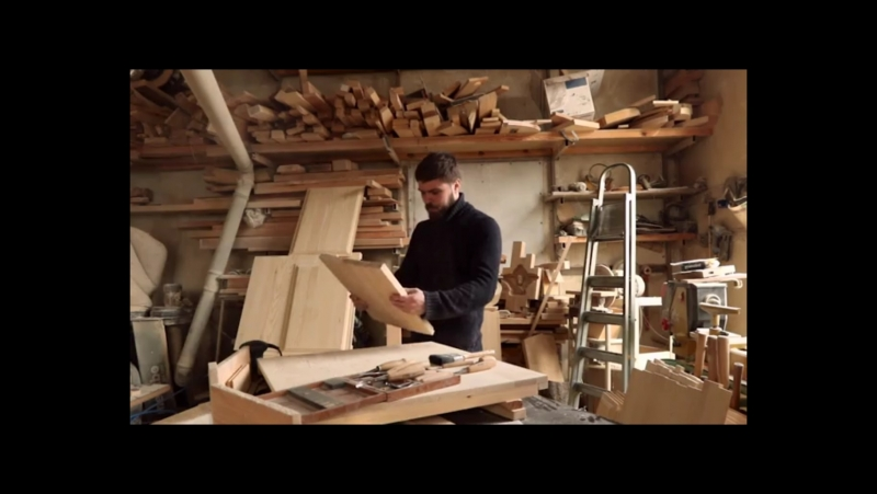Фрезерный стол часть 3 тумба столярная мастерская