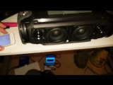 JBL Xtreme and JBL charge 2 extreme bass