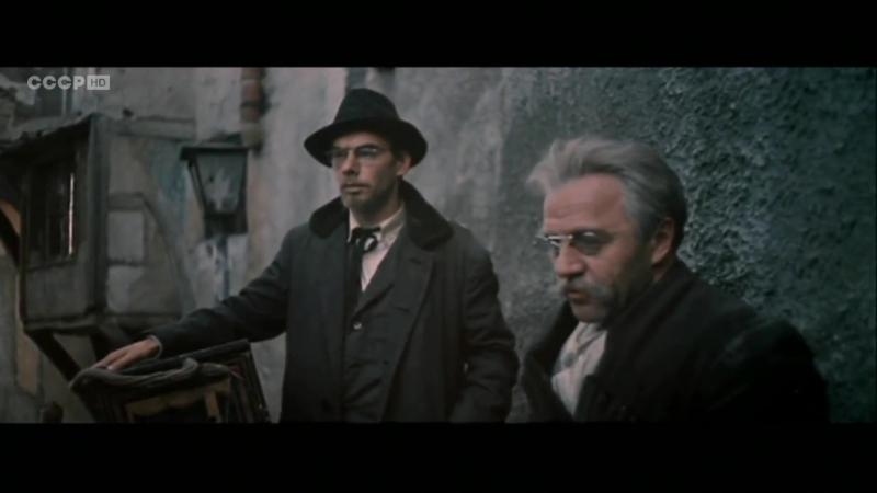«Бег» (1970) - драма, исторический, реж. Александр Алов, Владимир Наумов