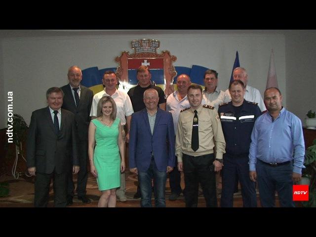 Пожежники-добровольці польського зразка з'являться у Привільному