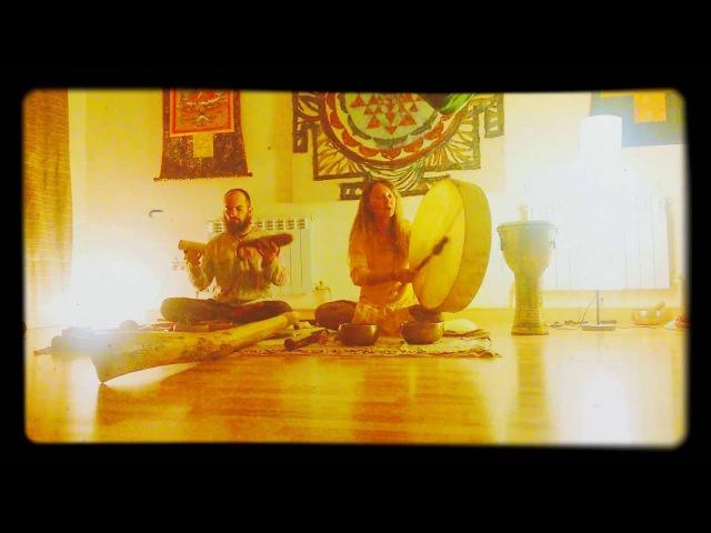 Медитативная музыка | Этно-транс проект Два Дерева