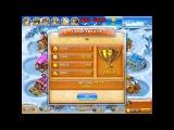 Веселая ферма 3 Ледниковый период (уровень 88) Золото Farm Frenzy 3 Ice Age (level 88) only GOLD