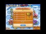 Веселая ферма 3 Ледниковый период (уровень 87) Золото Farm Frenzy 3 Ice Age (level 87) only GOLD