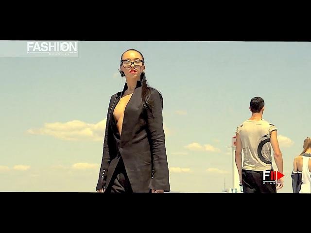 TOMASHEVSKY STORGE - Perwoll Odessa Fashion Week Cruise 2017 - Fashion Channel