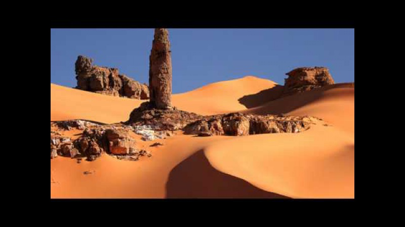 Tassili N'Ajjer the most Mysterious place on Earth