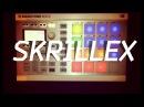 SKRILLEX -Bun Dem (DRUMP)машина