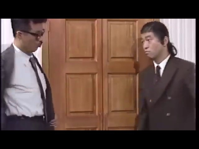 Японский пранк. Розыгрыш с дверью в офисе