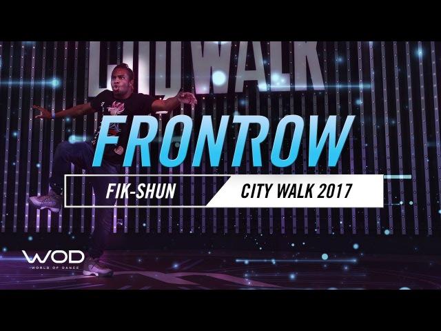 Fik Shun | FrontRow | World of Dance Live 2017 | WODLive17