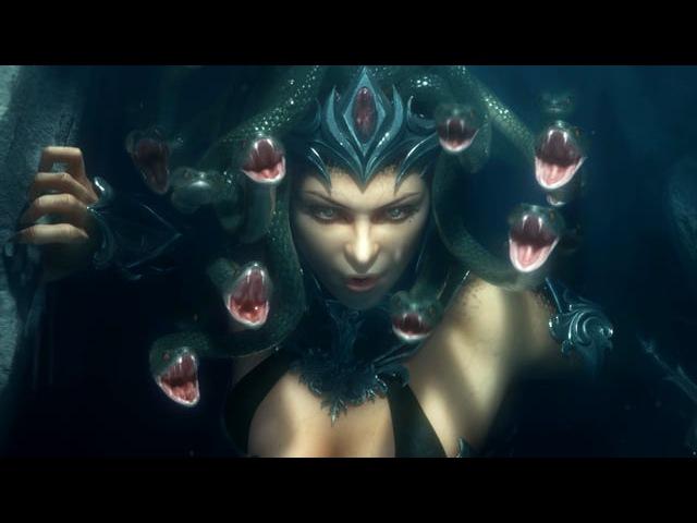(Medusa) The quest of Perseus - Trailer 2