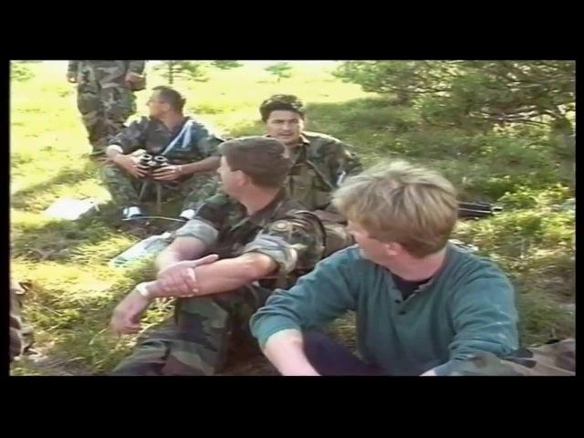 Operacija Oluja ulazak hrvatske vojske u Knin