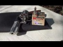 357 Magnum Hornady Critical Defense 125gr ballistic gelitan test
