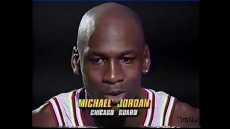 NBA Finals 1992 Game 2 - Chicago Bulls vs Portland Trail Brazers