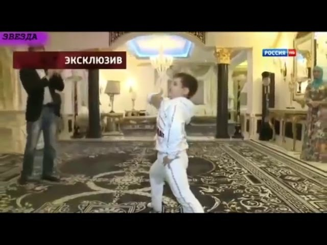 Дом самого богатого чеченца в Мире шокировал Россию и всю Москву