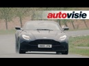 Review Aston Martin DB11 2017 door Autovisie TV