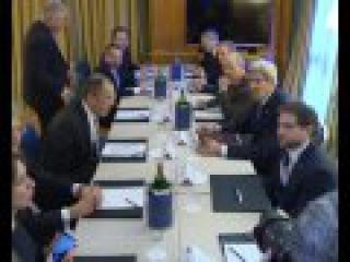 Встреча С.В.Лаврова и Дж.Керри, Рим, 2 декабря 2016г.