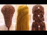 Топ 5 Простые и Удивительные Прически. Top 5 Amazing Hairstyles Tutorial Compilation 2017