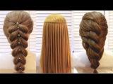 Топ 10 Простые и Удивительные Прически. Top 10 Amazing Hairstyle Tutorial Compilation 2017