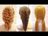 Топ 5 Простые и Удивительные Прически.Top 5 Amazing Hairstyles Tutorial Compilation 2017