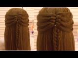 Простая и Красивая Прическа в школу. Amazing Hairstyle Tutorial Compilation 2017