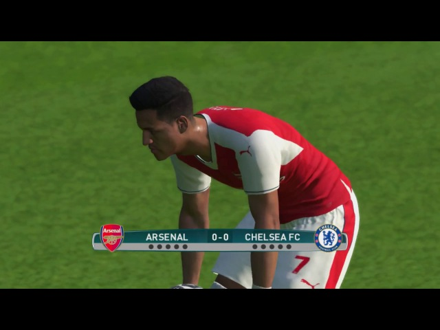 Penalty Shoot-out 2017 | Arsenal vs Chelsea | Final Cup 2017 | Gameplay PES 2017