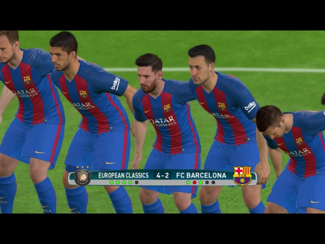 PES 2017 | Goalkeeper Neymar vs Goalkeeper Guardiola | Penalty Shoot-out 2017 | Gameplay