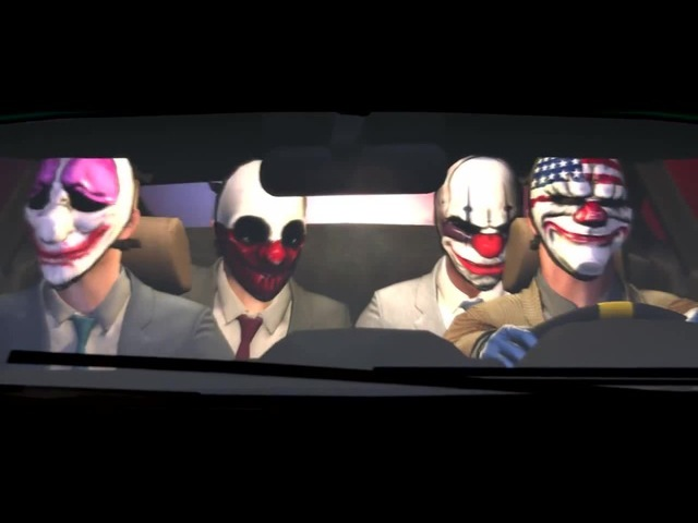   PAYDAY 2   Simon Viklund – I Will Give You My All
