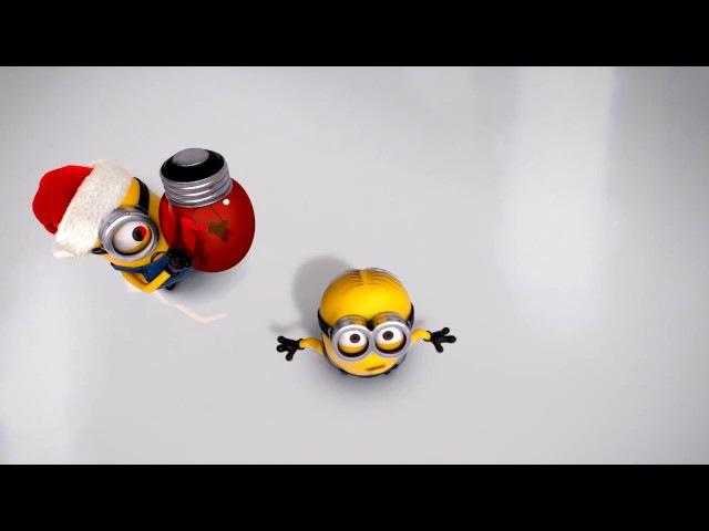 Миньоны бьют лампочки💡(2012).Смешное короткое видео с миньонами