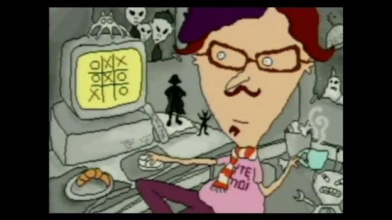 Доктор Катц - Про Интернет