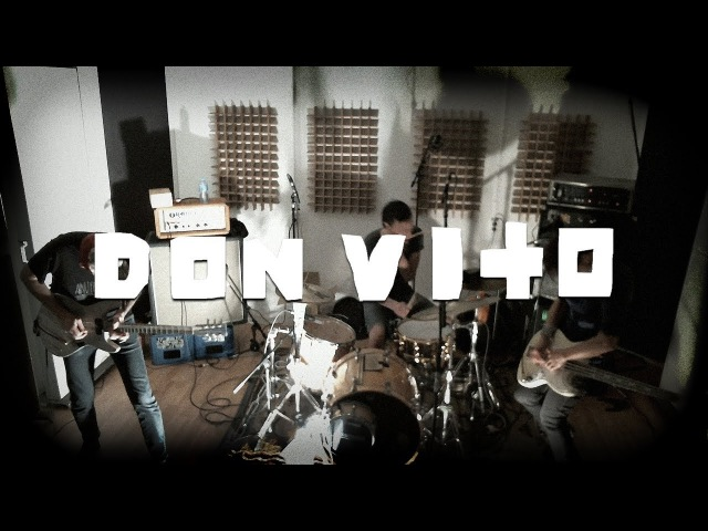 Don Vito - Noise Rock from Leipzig, Germany @ White Noise Sessions 07-05-2014