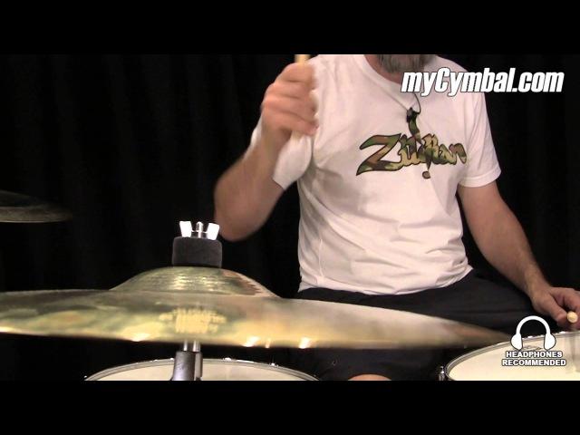 Zildjian 20 Z3 Medium Heavy Ride Cymbal - Played by Paul Mazurkiewicz (Z30820-1080614C)