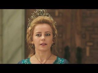 -Эта девушка красива. Хюмашах говорит о Ясемин / великолепный век кесем