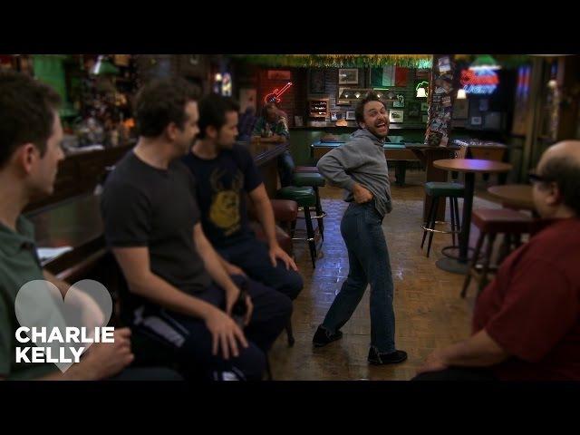 I [Heart] It's Always Sunny in Philadelphia - Charlie Kelly